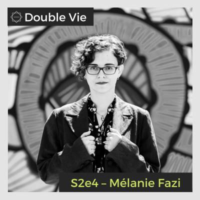 S02e04 — Mélanie Fazi – Autrice et traductrice cover