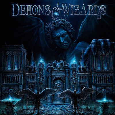 image 213Rock Podcast Harrag Melodica Interview with Hansi Kursch Demons & Wizards  New Album III 16 01 2020