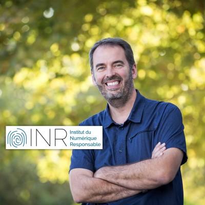 Le numérique responsable et l'INR avec Vincent Courboulay 📴