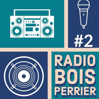 Radio Bois Perrier #2 cover