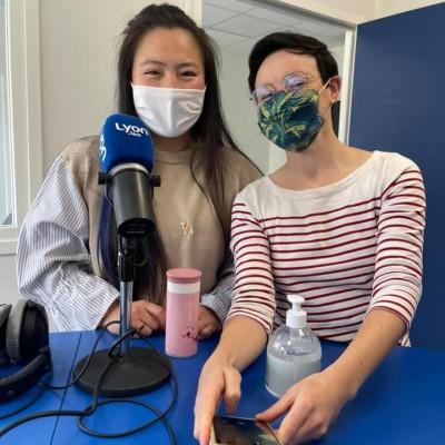 VOYAGES : Lola BONDU et Tianhe ZHANG festival du voyage engagé à Lyon cover