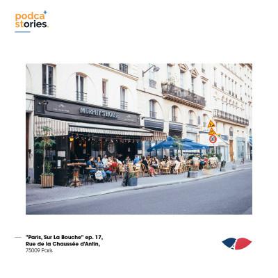ep. 17, Rue de la Chaussée d'Antin, 75009 Paris cover