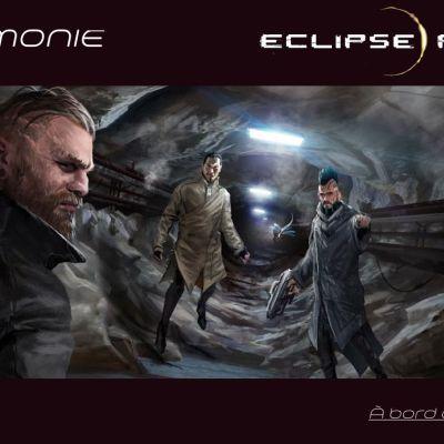 image Eclipse Phase - Acrimonie #1