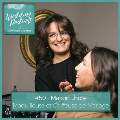 #50 - Marion Lhote Maquilleuse et Coiffeuse de Mariage cover
