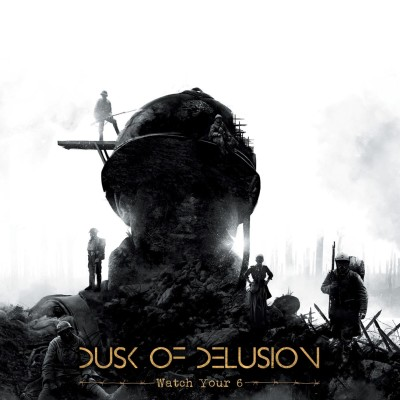 213Rock Podcast interview Dusk of Delusion New album Watch your 6  27 02 2020 cover