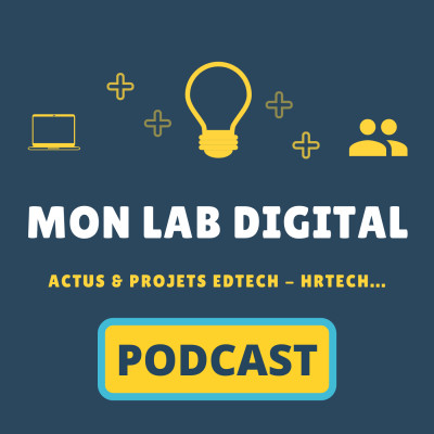 Cover' show Mon Lab Digital : HRTECH & EDTECH