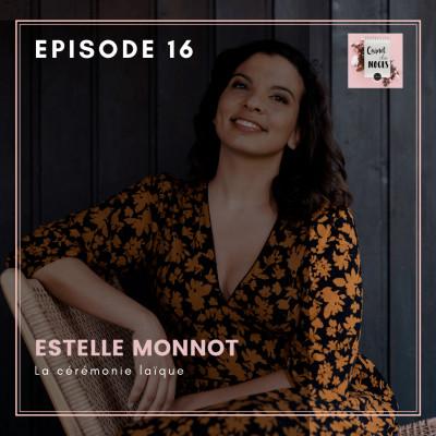 #16 - Estelle, la cérémonie laïque cover