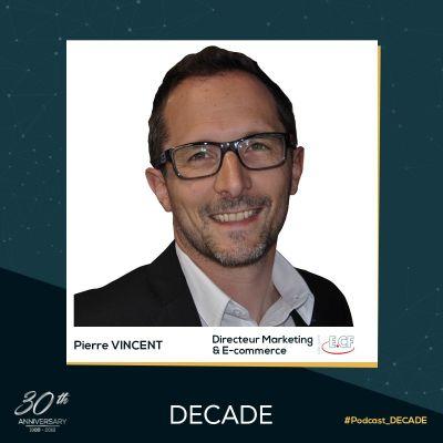 image EP22 : Pierre VINCENT - Directeur Marketing & E-Commerce, ECF