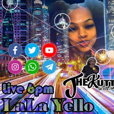 The Kutt Wit King Jutt Ep  18 wit LaLa Yello cover