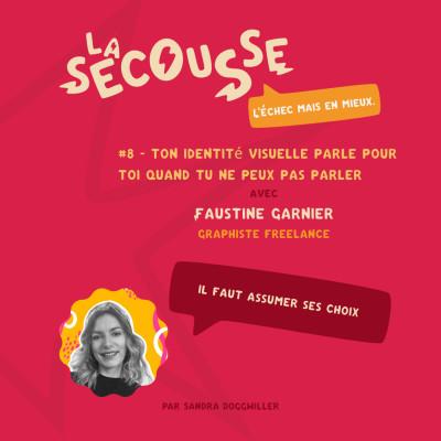 #8 - L'Académie de Faustine - Ton identité parle pour toi quand tu ne peux pas parler cover