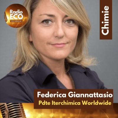Federica Giannattasio I Présidente Iterchimica cover