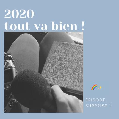 image 2020 tout va bien✨🌈