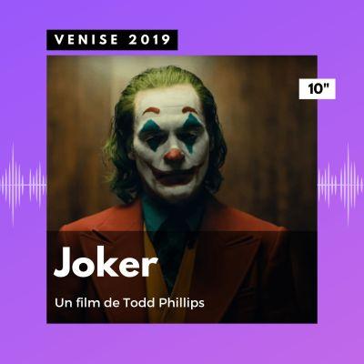 image Venise 2019 - Joker