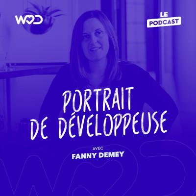 #12 - Portrait de développeuse - Fanny Demey cover