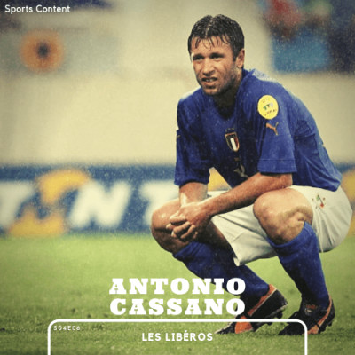 Antonio Cassano, l'enfant terrible cover