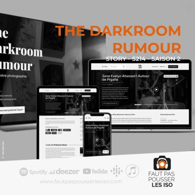 STORY - S214 - The Darkroom Rumour cover