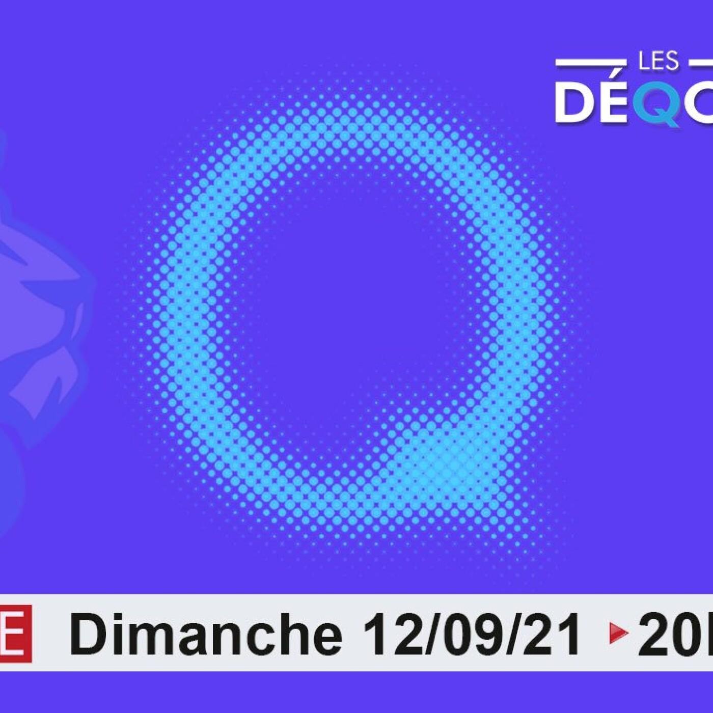 Les Deltas de Q et aujourd'hui - 12/09/21