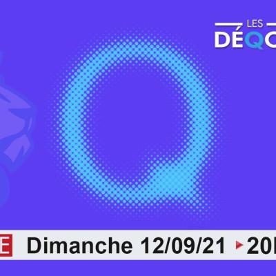 Les Deltas de Q et aujourd'hui - 12/09/21 cover