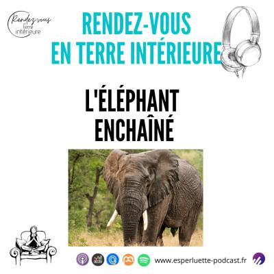 L'éléphant enchaîné - Rendez-Vous en Terre Intérieure cover