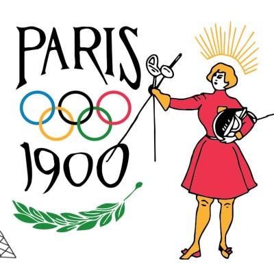 Jeux Olympiques 1900 - Paris cover