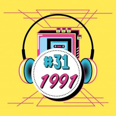 Bi-Bop #31 : 1991 cover