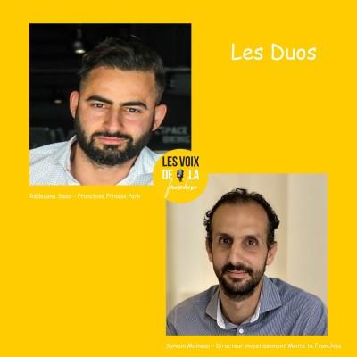25 Sylvain Moineau et Rédouane Saad – Monte ta Franchise et Fitness Park, le duo gagnant ! cover