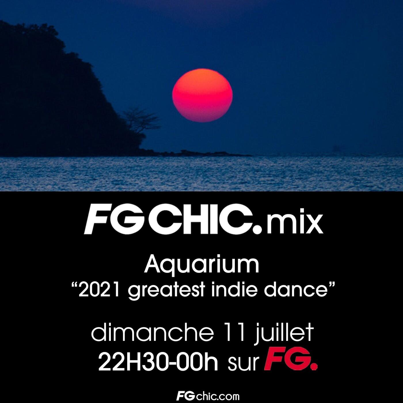 FG CHIC MIX AQUARIUM