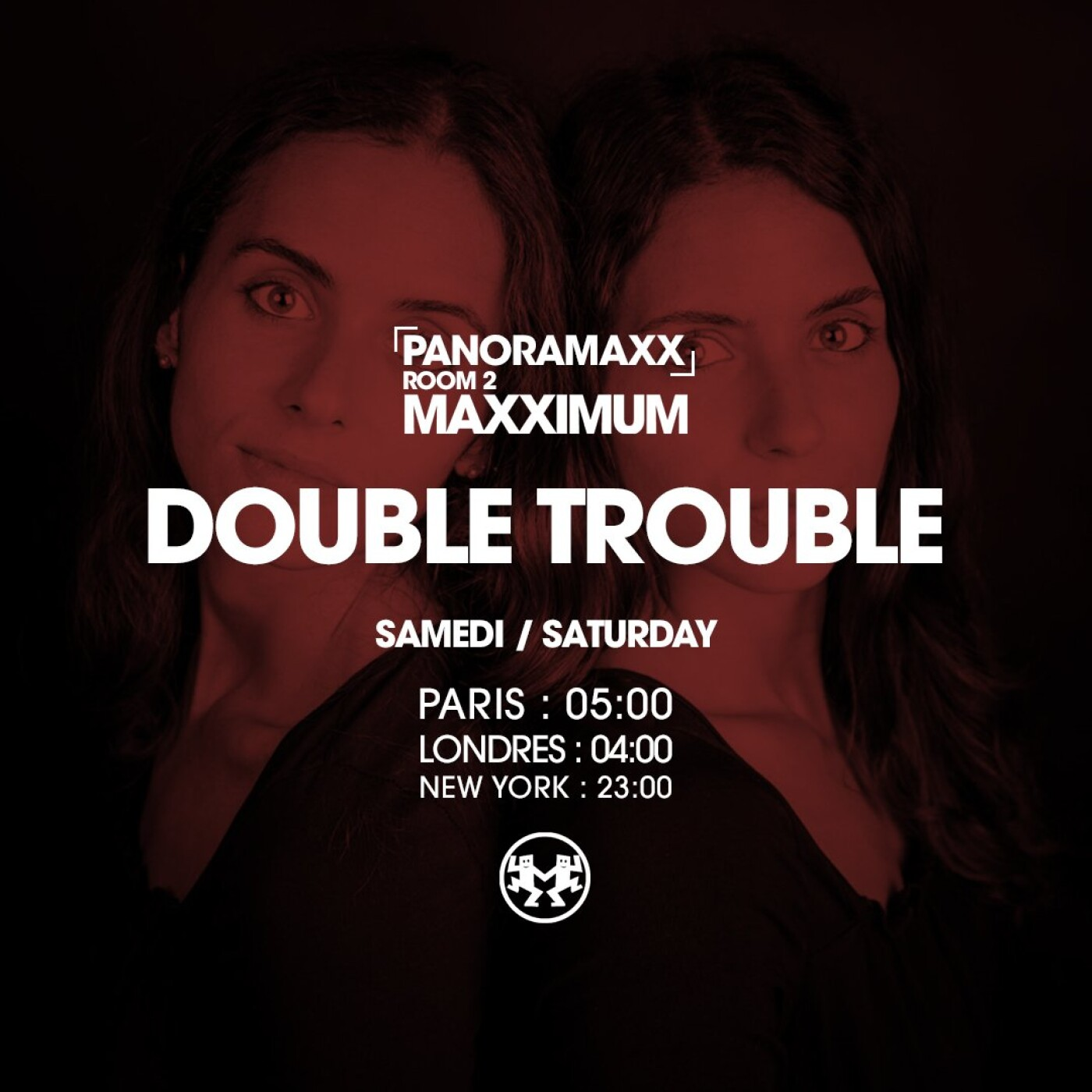 PANORAMAXX : DOUBLE TROUBLE