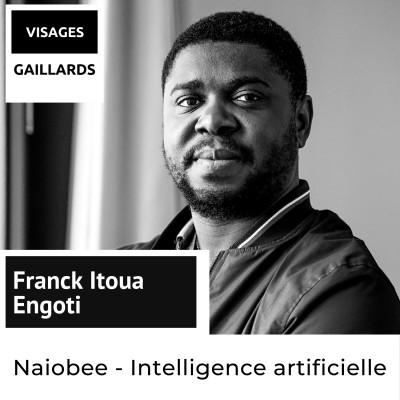 Frank Itoua Engoti - Naiobee - Intelligence artificielle cover