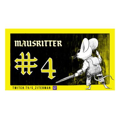 #JDR - Mausritter 🐭  Sacrifice #4 cover