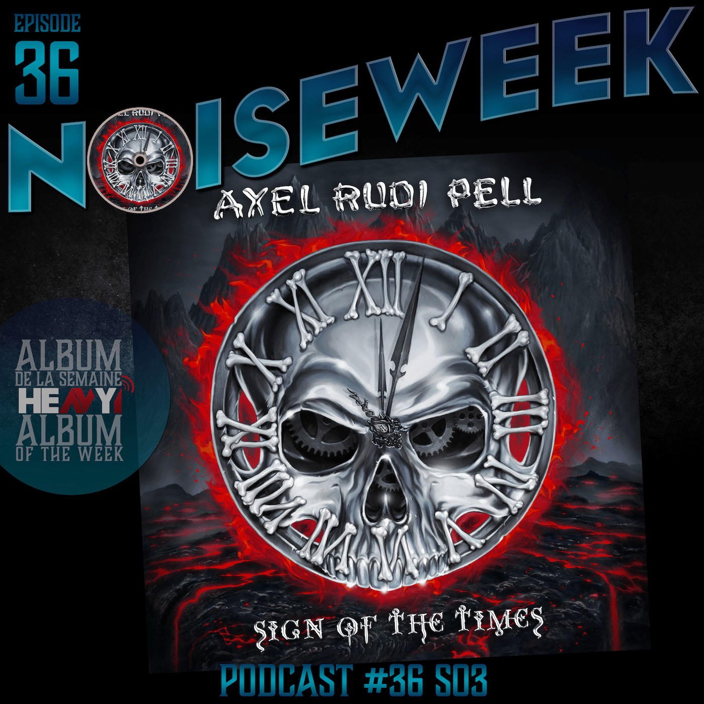 Noiseweek #36 Saison 3
