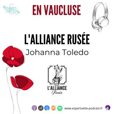 Johanna Toledo - L'Alliance Rusée - En Vaucluse cover