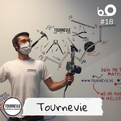 Episode 18: tournevie, bibliothèque d'outils cover