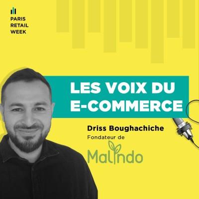 Driss Boughachiche, Fondateur de Malindo cover