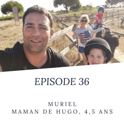 Episode 36 - Muriel cover