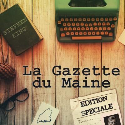 """image La Gazette du Maine HS #03 - """"Stephen King, le montreur d'ombres"""" : Conférence de Nicolas Stanzick au Forum des Images"""