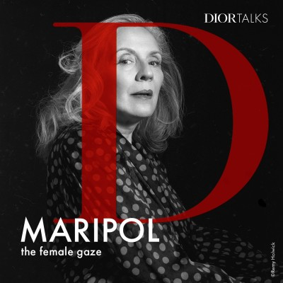 [Female gaze] Maripol discusses her long and fascinating career in New York and her photographic collaborations with Dior