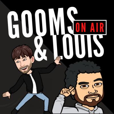 Gooms N' Louis On Air cover