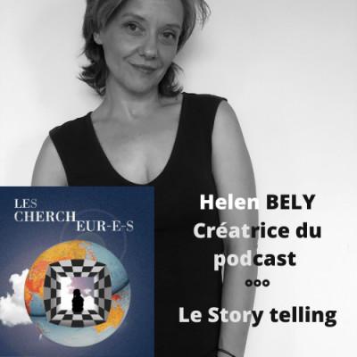 Hélène - Créatrice du podcast - Le Story Telling cover