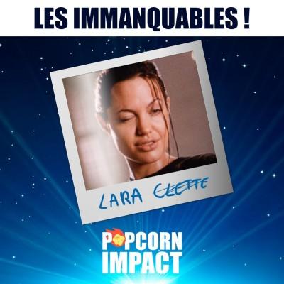 Les Immanquables - Lara Croft Tomb Raider cover