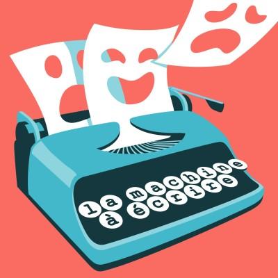 La Machine à écrire cover