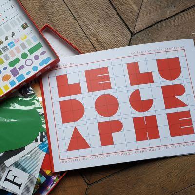image 29 mai : Initier les enfants au design graphique, avec Paul Cox et Marie Gouyon / Little Circulations