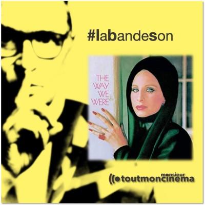 monsieurtoutmoncinema_The way we were_Barbra Streisand (Nos plus belles années) cover