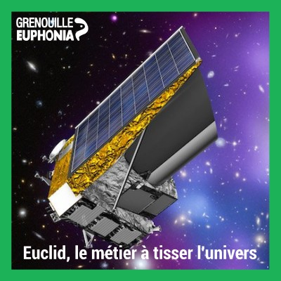 Image of the show Euclid, le métier à tisser l'univers - Radio Grenouille