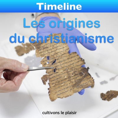 image Les origines du christianisme
