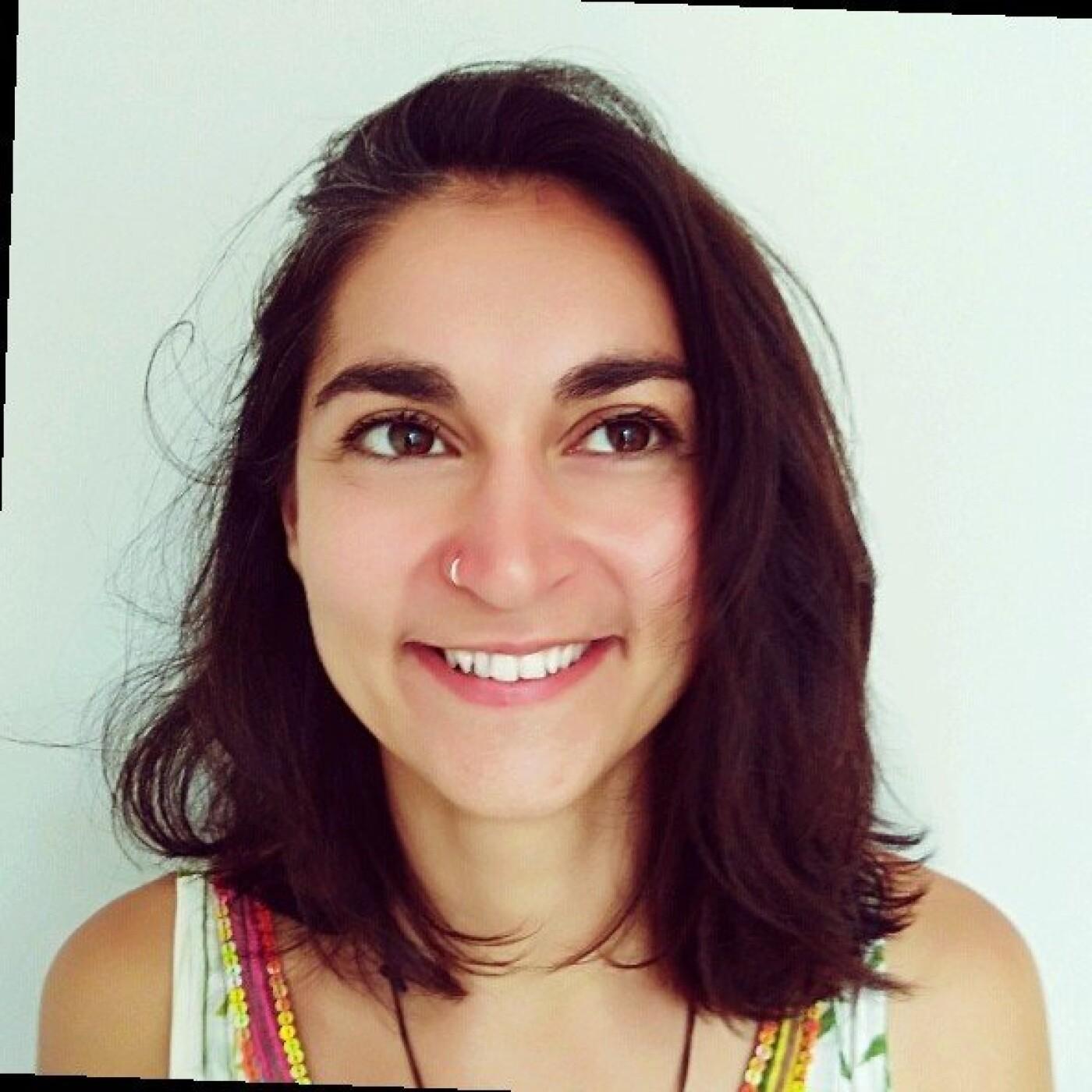 Saffiya est experte HAPPYcultrice, on parle du Yoga du rire - 28 04 2021 - StereoChic Radio