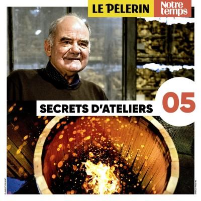 """Jean-Marie (Côte-d'Or) : """"Notre tonnellerie, c'est une histoire de famille"""" cover"""
