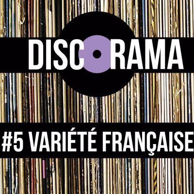 image Discorama #5 - La variété française (Simon et Simone)