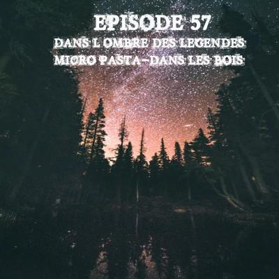 #57- Micro Past 07- Dans les bois... cover