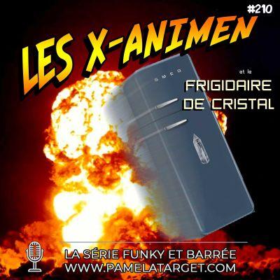 image PTS02E10 les X-Animen et le frigidaire de Cristal